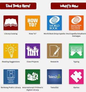 busd libraries